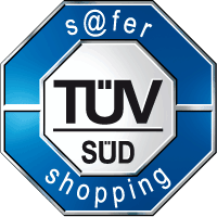 Safer Shopping TÜV Süd